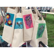 Canvas bags (6)
