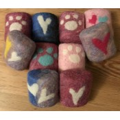 Felted soaps (0)